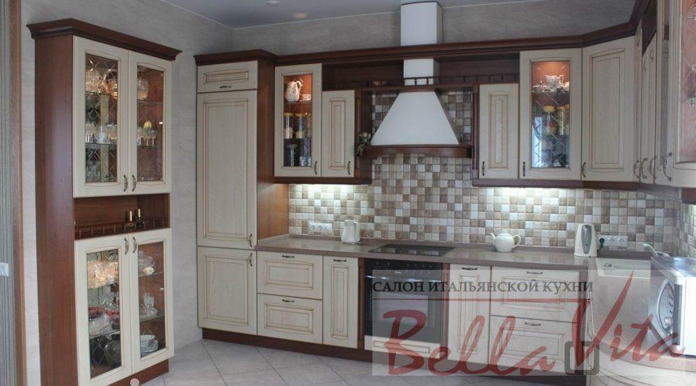 Кухни позитано фото в интерьере