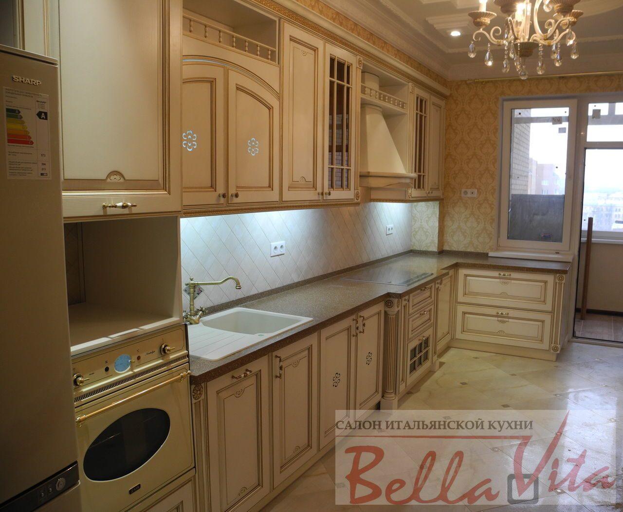 Дизайн кухни с выходом на балкон дизайн кухни - фото, описан.